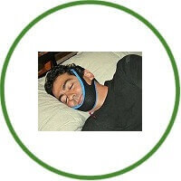 New My Snoring Solution Jaw Strap