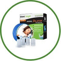 Silent angel Vents - Stop Snoring Solution
